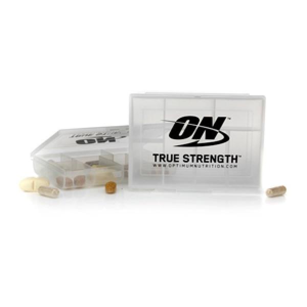 Optimum Nutrition Pill Box