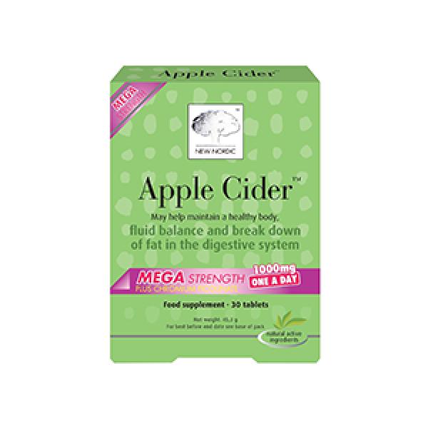 Apple Cider Vinegar Tablets x30