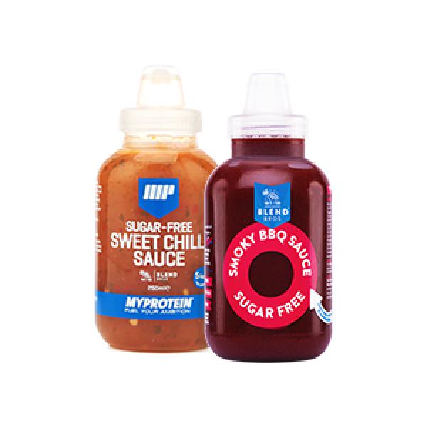 Blend Bros Sugar-Free Sauce 250ml