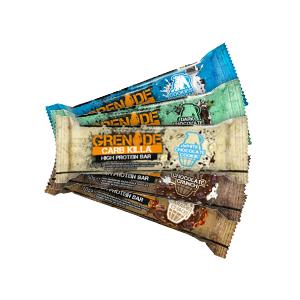 Grenade Carb Killa Bar 1x 60g