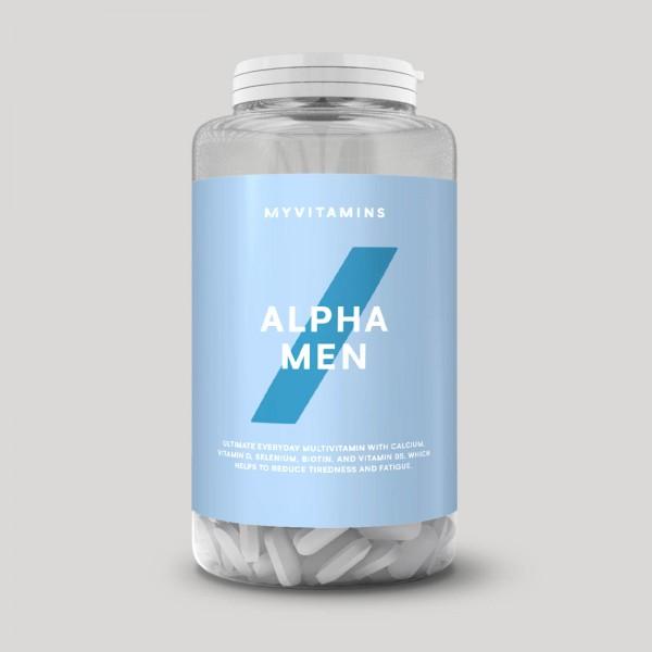 MyProtein Alpha Men x120