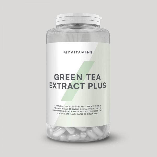 MyProtein Green Tea Extract Plus x90