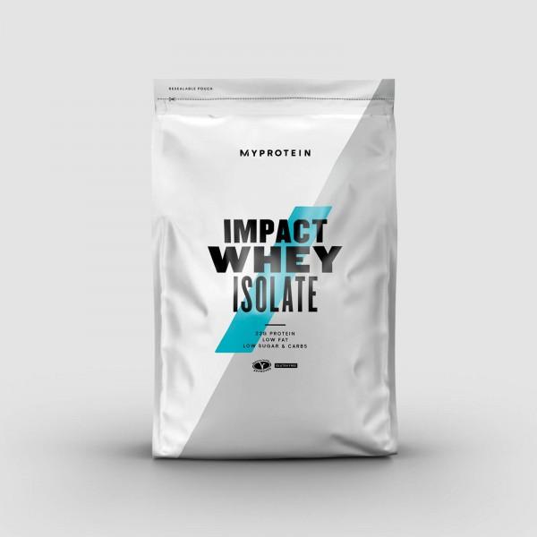 MyProtein Impact Whey Isolate 2.5kg