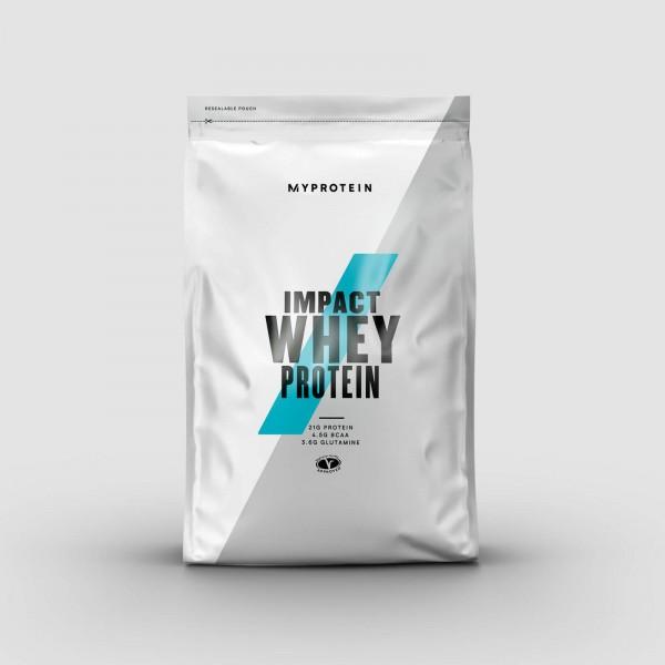 MyProtein Impact Whey Protein 2.5kg