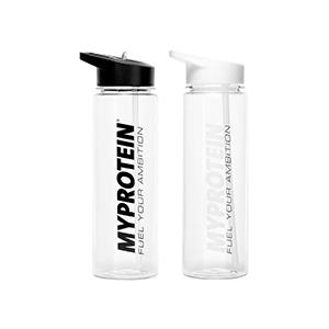 Straw Water Bottle