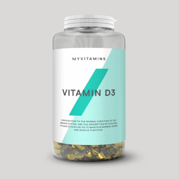 MyProtein Vitamin D3 x180