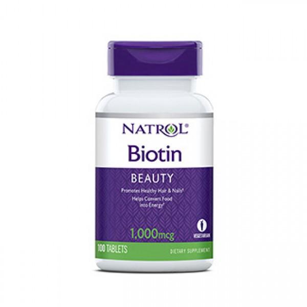 Natrol Biotin x100