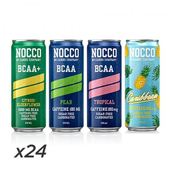 Nocco BCAA 24x 330ml