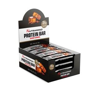Nutramino Caramel Protein Bars