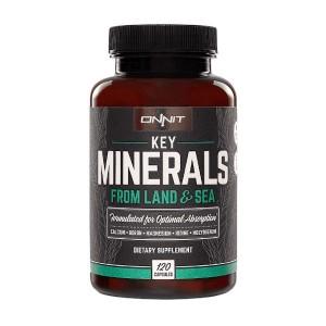 Onnit Key Minerals x120