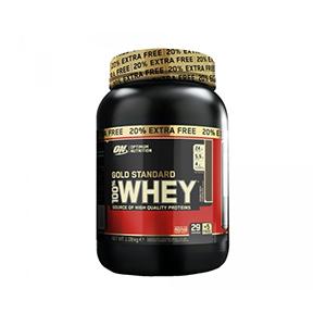 Optimum Nutrition Gold Standard 100% Whey 2lbs +20%