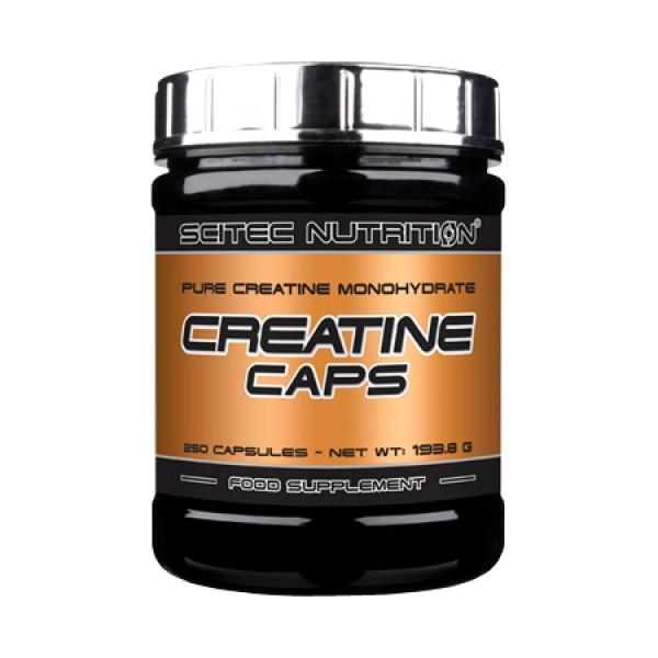 Scitec Nutrition Creatine Caps x250
