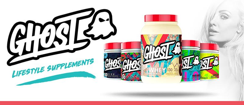 Ghost Supplements Ireland