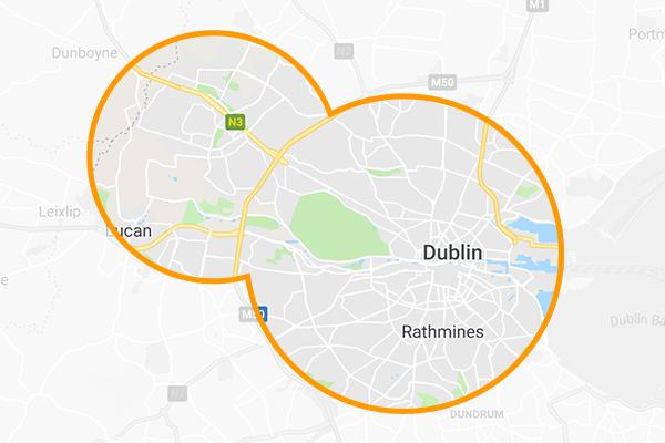 Supplements Delivered across Dublin