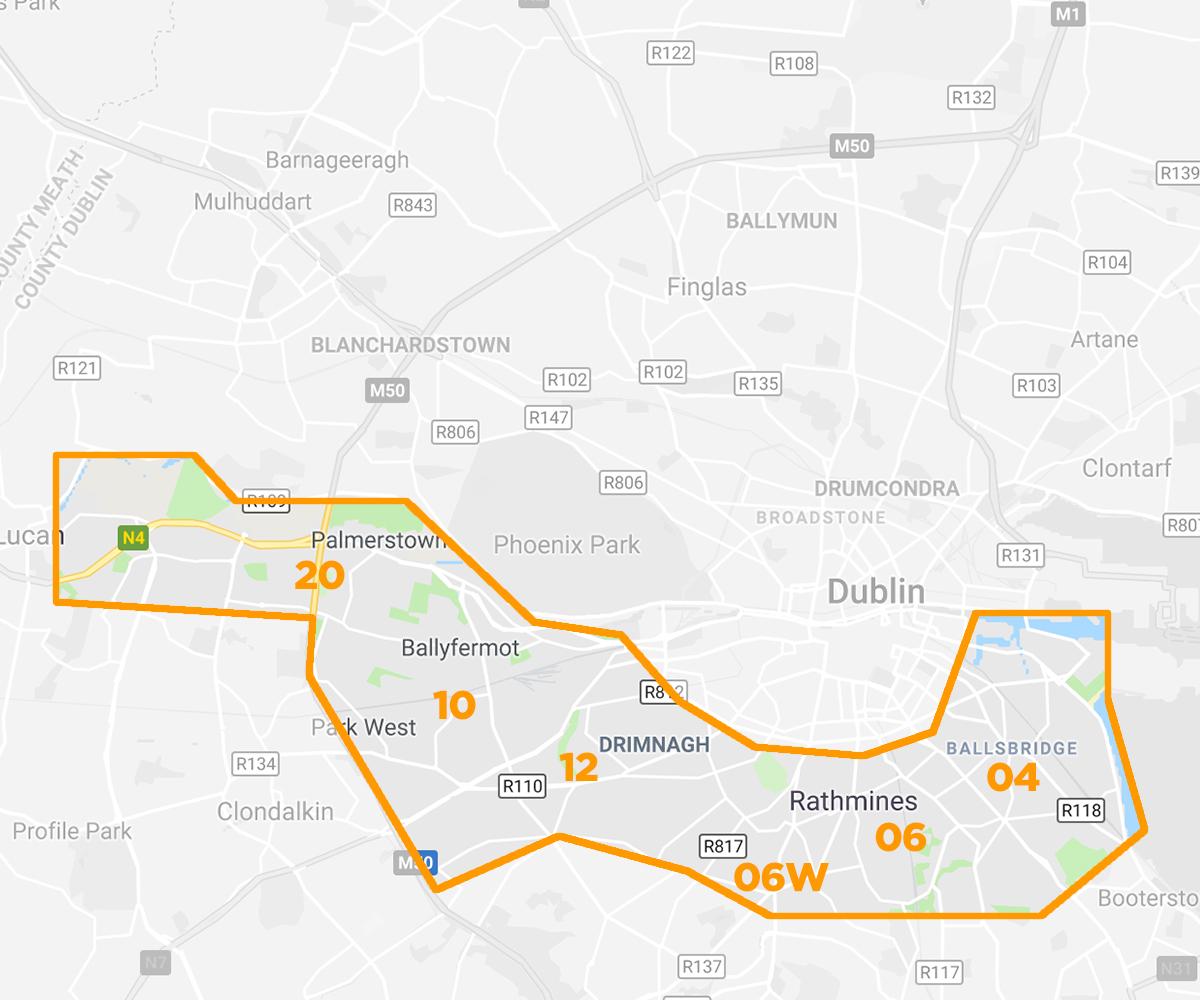 Supplements Delivered in Dublin