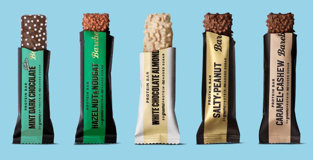 Barebells Protein Bars Ireland