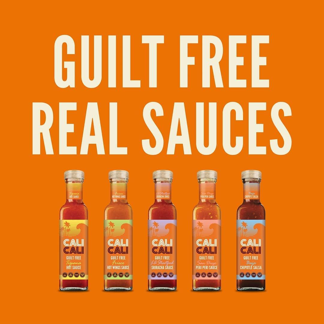 Cali Cali Sauces