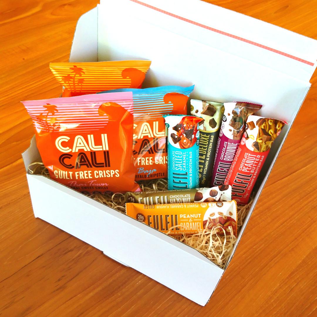 Protein Gift Box (Fulfil Bars & Cali Cali Crisps)