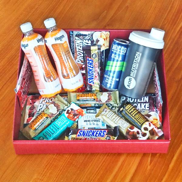 Supplement / Protein Bar Gift Hamper